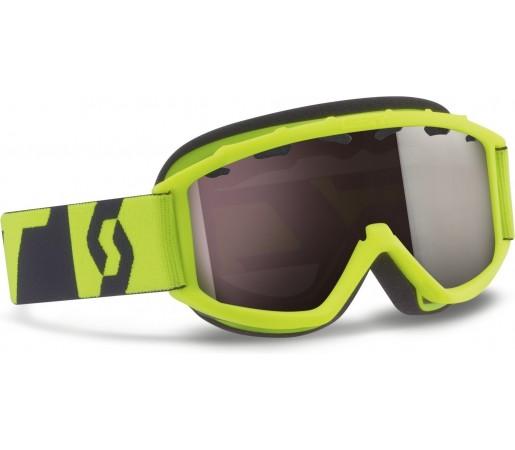 Ochelarii schi si snowboard Scott Hook Up Junior Galbeni