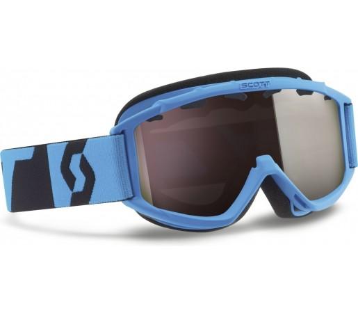 Ochelari schi si snowboard Scott Hook Up Junior Albastri