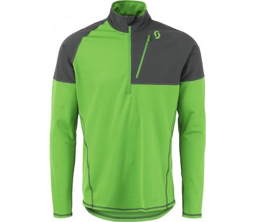 Bluza Scott Defined Warm Verde/Gri