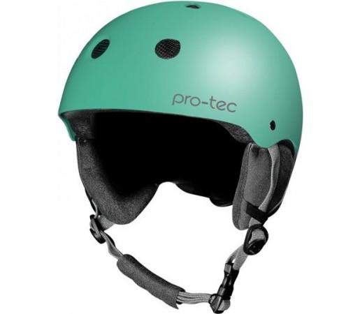 Casca schi si snowboard Pro-Tec Classic W Verde