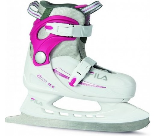 Patine Fila J-One Ice HR Alb/ Roz