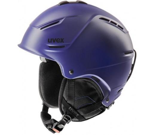 Casca Schi si Snowboard Uvex P1us Bleu