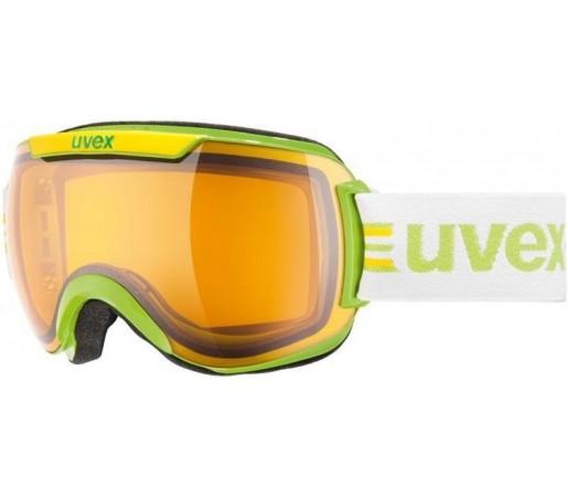 Ochelari Ski si Snowboard Uvex Downhill 2000 Race Alb/Verde