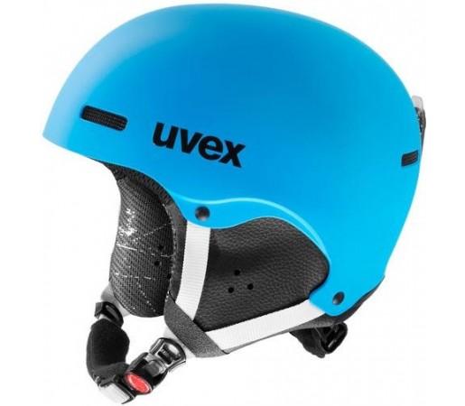 Casca Schi si Snowboard Uvex Hlmt 5 Junior Albastra