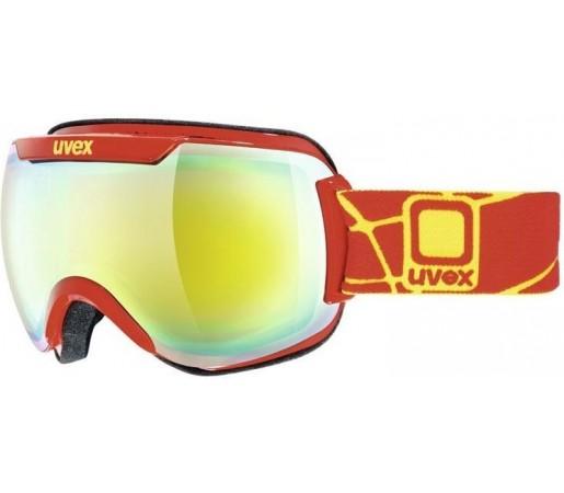 Ochelari Ski si Snowboard Uvex GGL 400 Rosu