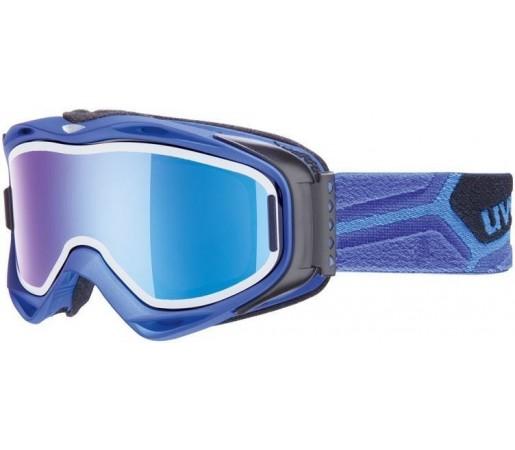 Ochelari Ski si Snowboard Uvex GGL 300 Take Off Polavision Albastru