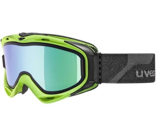 Ochelari Ski si Snowboard Uvex GGL 300 Take Off Polavision Verde