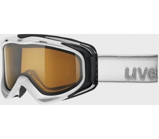 Ochelari Ski si Snowboard Uvex GGL 300 Polavision Alb