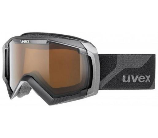 Ochelari ski Uvex APACHE II VP ( VARIO POLA) Negri
