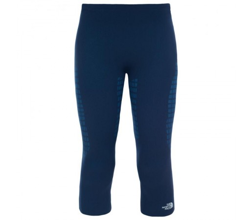 Pantaloni The North Face M Fuyu Kanagata Capri Albastru