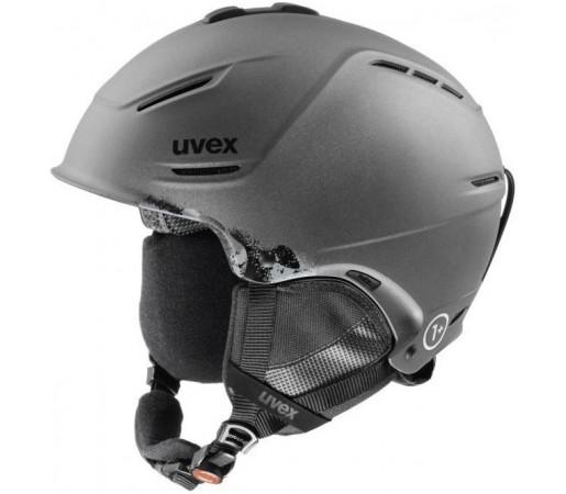 Casca Ski si Snowboard Uvex Plus Pro Gri