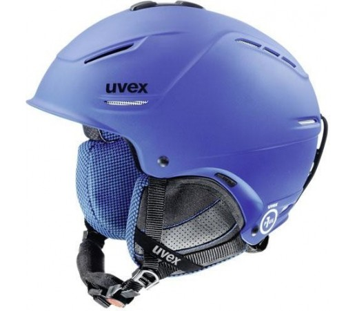 Casca Ski si Snowboard Uvex Plus Pro Albastru