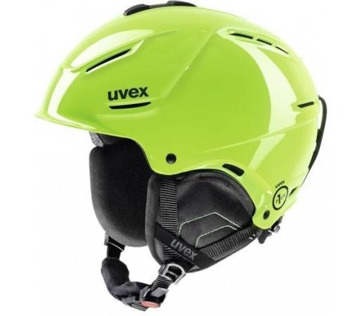 Casca Ski si Snowboard Uvex Plus Lime