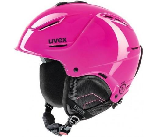 Casca Ski si Snowboard Uvex Plus Violet