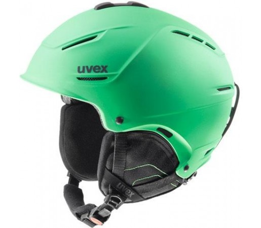 Casca Schi si Snowboard Uvex P1us Verde