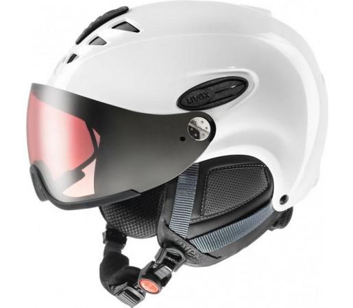 Casca Schi si Snowboard Uvex Hlmt 300 VP Alba