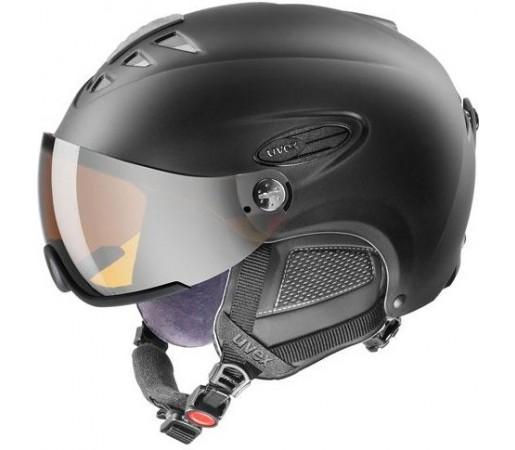 Casca Schi si Snowboard Uvex Hlmt 300 Neagra