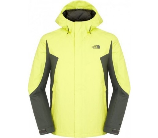 Geaca The North Face M Independence Yellow/Green