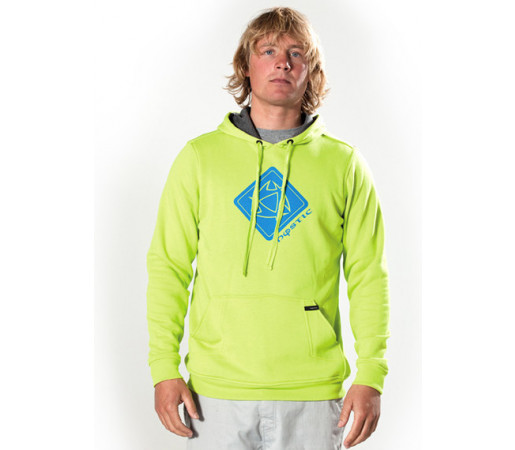 Hanorac Mystic Brand Sweat Day Glow Verde