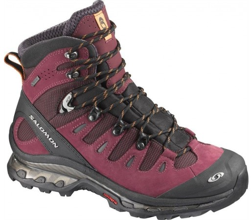 Incaltaminte Salomon Quest 4D GTX W Bordeaux/Black