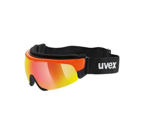 Ochelari Uvex Cross Shield II Pro Negru/Orange