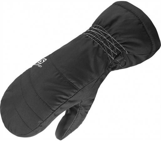 Manusi Salomon Cruise Mitten W Black