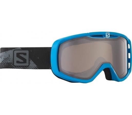 Ochelari Ski si Snowboard Salomon Aksium Blue/ Amber