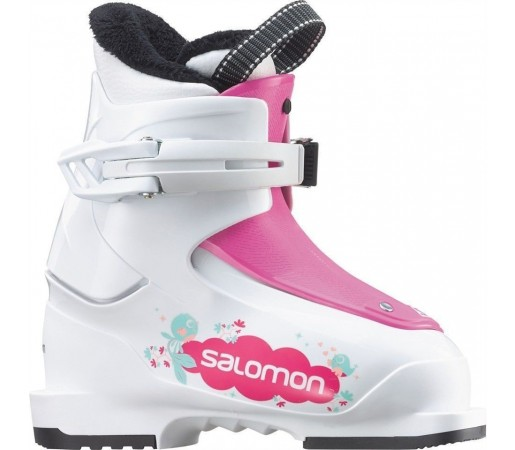 Clapari Salomon T1 Girly White