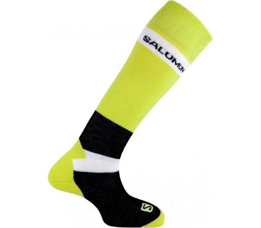 Sosete Snowboard Salomon Alias Yellow- Black