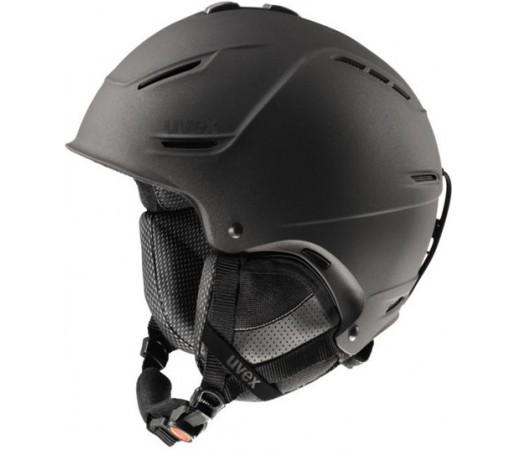 Casca Schi si Snowboard Uvex P1us Pro Neagra Mat