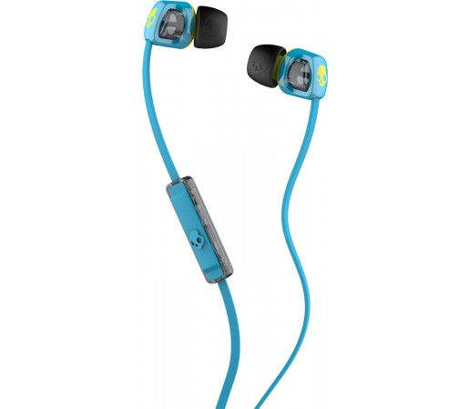 Casti audio Skullcandy Smokin Buds 2 Hot Blue/Hot Lime