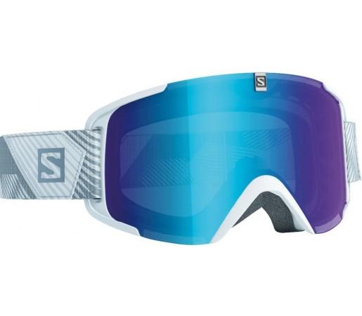 Ochelari de schi si snowboard Salomon X-View Albi