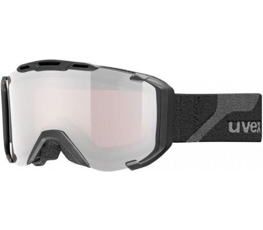 Ochelari Ski si Snowboard Uvex Snowstrike VM Variomatic Negru