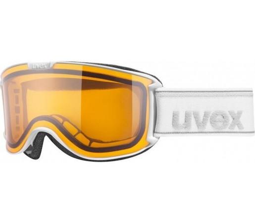 Ochelari Ski si Snowboard Uvex Skyper LGL Alb