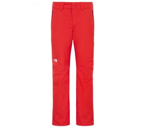 Pantaloni Schi The North Face W Chavanne Rosu