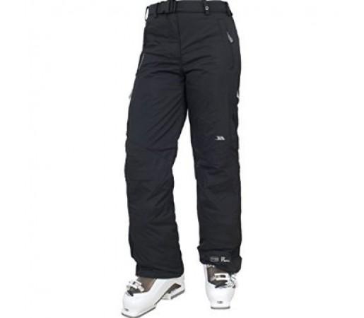 Pantaloni ski si snowboard femei Trespass Luzi Negri