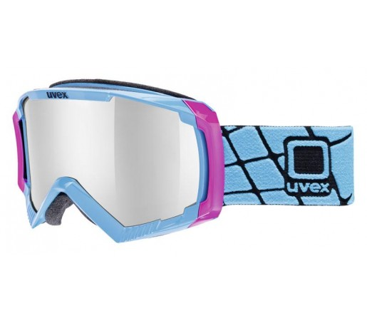 Ochelari ski Uvex APACHE II Albastri