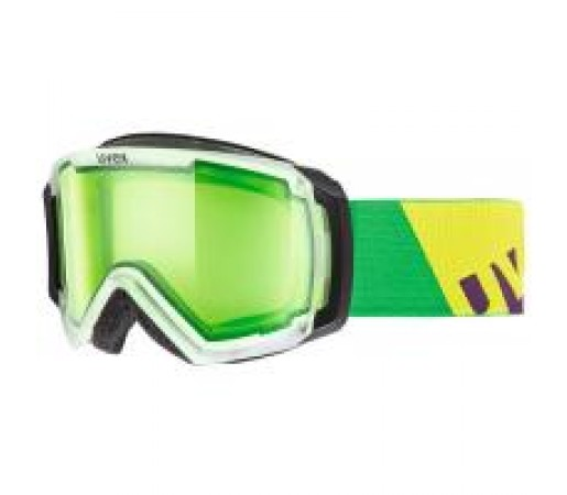 Ochelari ski Uvex Apache II Galben