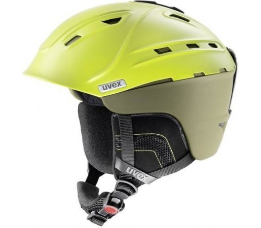 Casca Ski si Snowboard Uvex P2US Lime