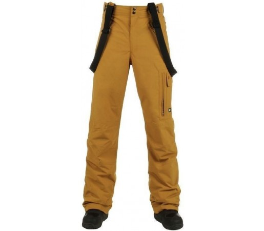 Pantaloni Snowboard PROTEST DENYS 13 boardpant Old Gold