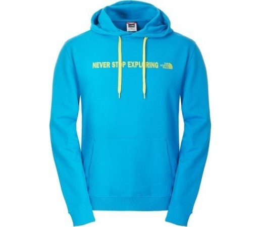 Bluza The North Face M Open Gate Hoodie Light Albastra