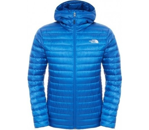 Geaca The North Face Tonnerro Hoodie Albastra