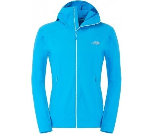 Geaca The North Face W Diode Hoodie Albastra