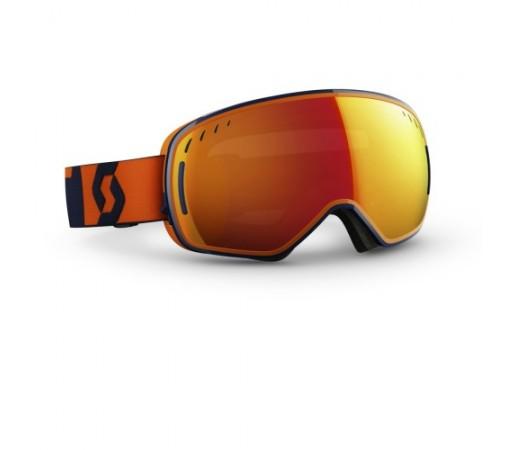Ochelari ski si snowboard Scott Lcg Albastru/Portocaliu