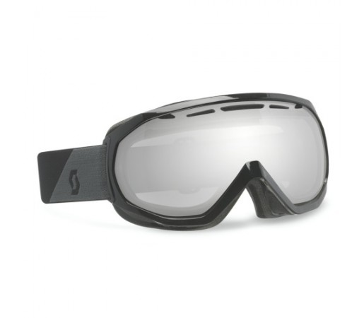 Ochelari ski si snowboard Scott Notice Otg Negru/Argintiu