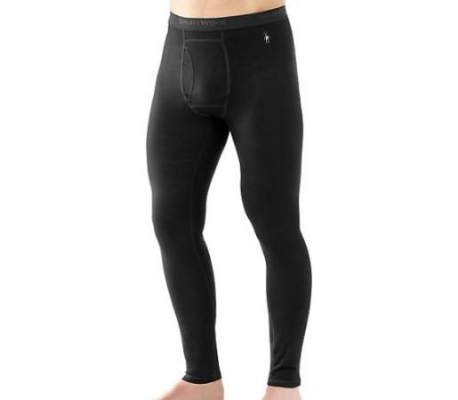 Pantaloni Corp Smartwool NTS 150 Bottom Negri