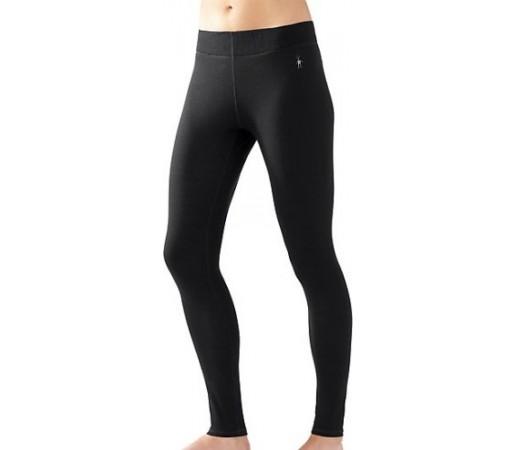 Pantaloni Corp Femei Smartwool NTS 150 Bottom Negri