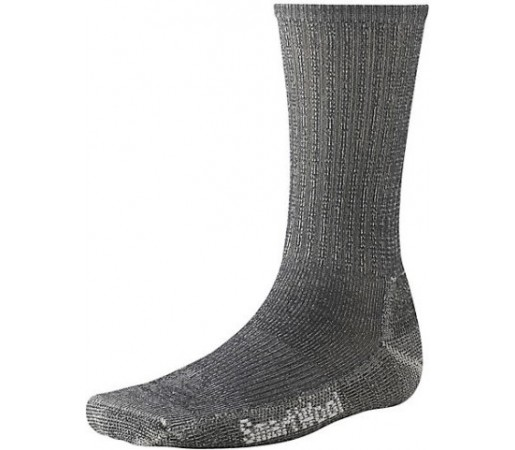 Sosete SmartWool Women's Hike Medium Crew Socks Grey
