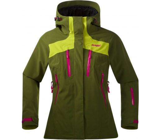 Geaca de ski Bergans Oppdal Lady Verde