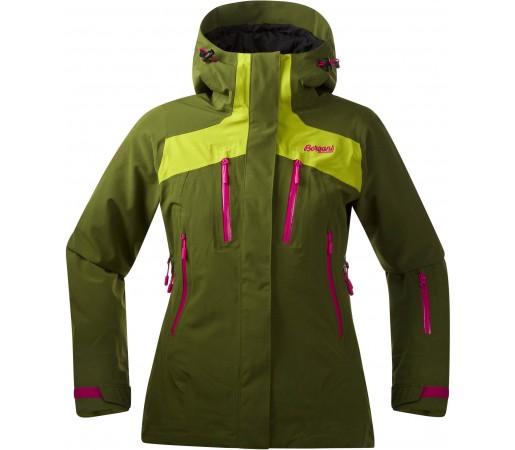 Geaca de ski Bergans Oppdal Insulated Lady Verde